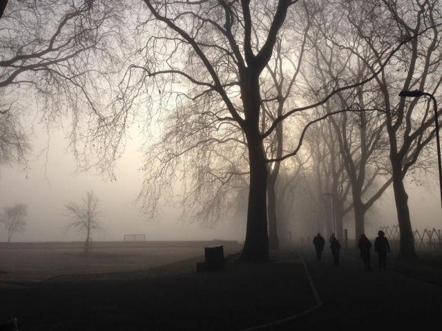 季節の変わり目の気温がぐっと下がる朝には、街が美しい霧に包まれます。イギリス・ロンドン#テレサーチ #撮影コーディネーター #撮影コーディネート #ロンドン #霧の都 #濃霧 #海外ロケーション #telesearch #filmcoordinator #media #productioncoordinator #filmproduction #London #foggymorning #locationphoto #tv